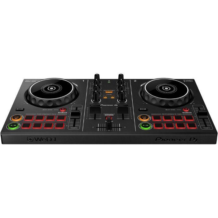 Controladora Pioneer DJ DDJ 200 Bluethooth WeDj SoundCloud RekordBox WeDJ