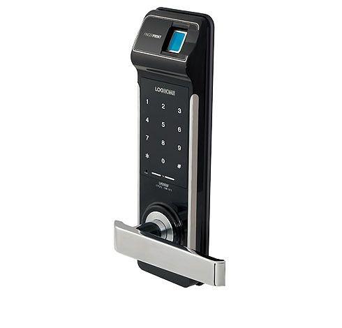 Fechadura LOCHOME Digital Biométrica Inteligente Keypad Card Chave  LH5000F