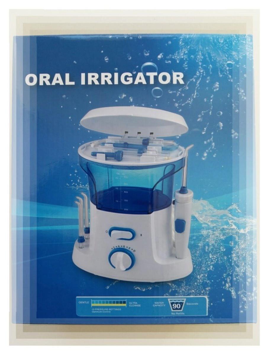 Irrigador Oral Tucano Fc-168 Branco
