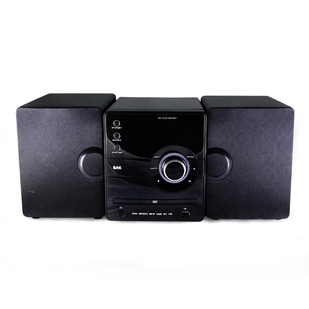 Micro System BAK BK-DVD-854BT USB / Bluetooth Home Theater