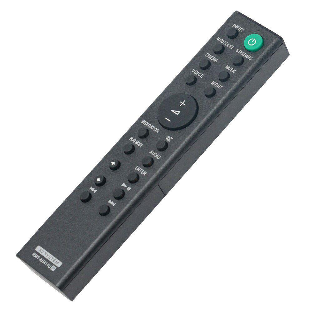 Soundbar Sony Hts100f - Estereo De 120w 220V