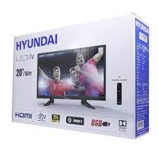 "Tv Led Hdmi Hd Usb Monitor 24"" Hyundai"