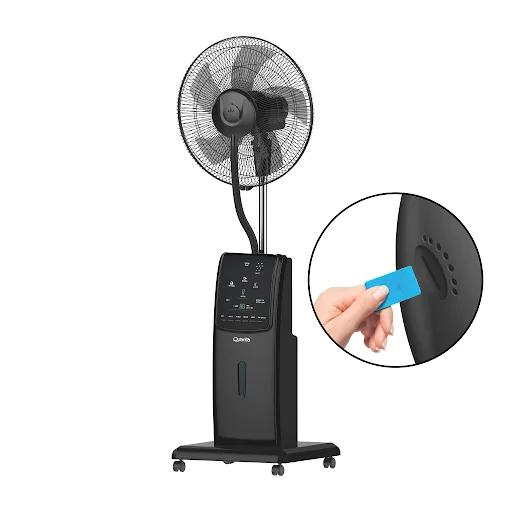 Ventilador Com Umidificador Anti-mosquitos Quanta 110v