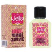 Gel Comestível Jells - Morango Champanhe Hot - KALYA