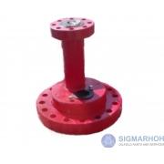 Adaptadores de Produção com Alojamento de Vedação / Production Head Adapter with Sealing Housing