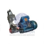 Bran+Luebbe Plunger Metering Pumps - bomba dosadora de injeção a pistão