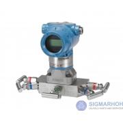 Sensor Transmissor de Temperatura, Fluxo e Pressão / Temperature, Flow and pressure Sensor Transmitter