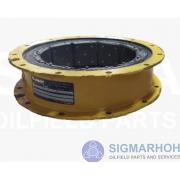 Tambor de embreagem com câmara de expensão interna / Gear drum with internal chamber