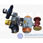 Válvula com Atuador Pneumático / Pneumatic Actuated Valve
