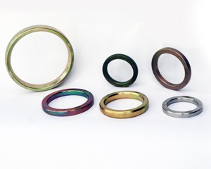 Anéis metálicos de vedação