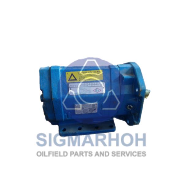 Bomba rotativa ind. c/ fuso para óleo lubrif