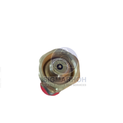 Cabeça controladora de pressão sistema CO2