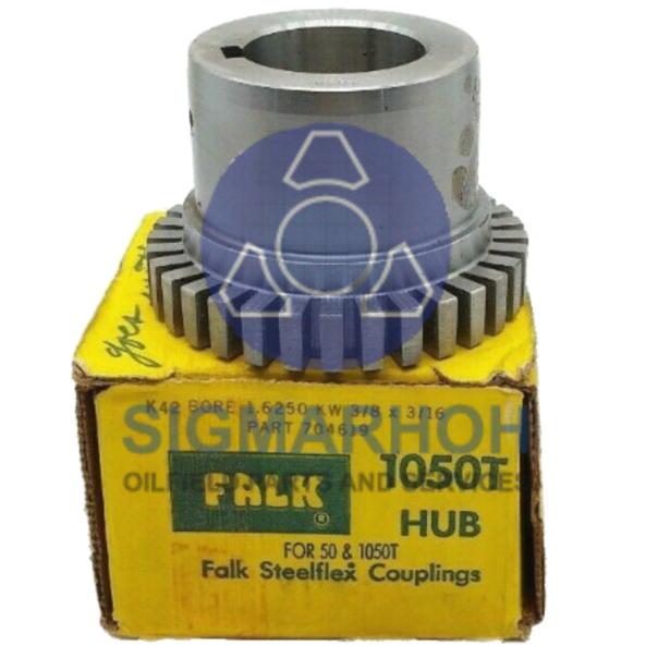 Falk 704619 1050T Hub With Keyway
