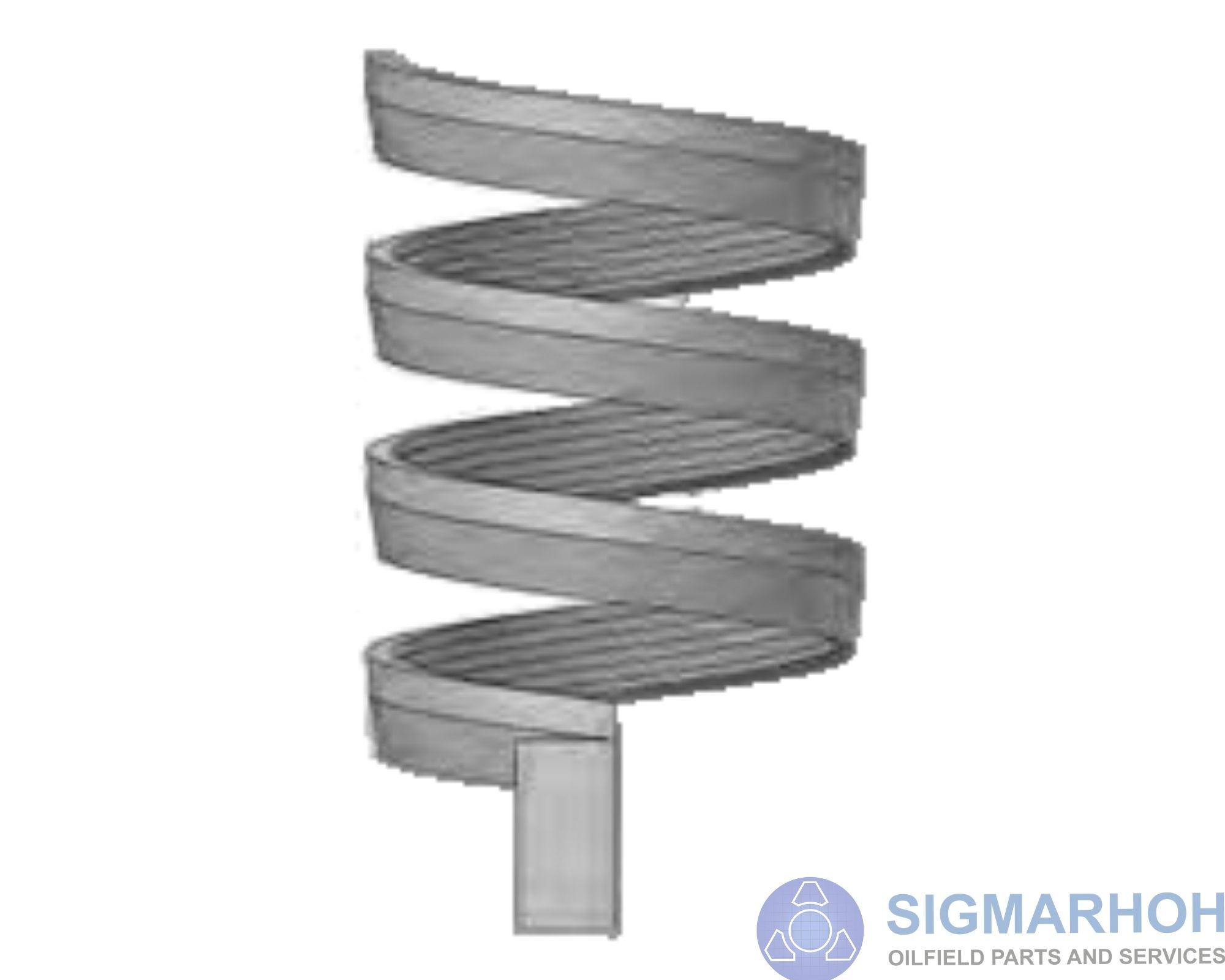 Garra em Espiral para Overshot Série 150 / Spiral Grapple for Overshot serie 150