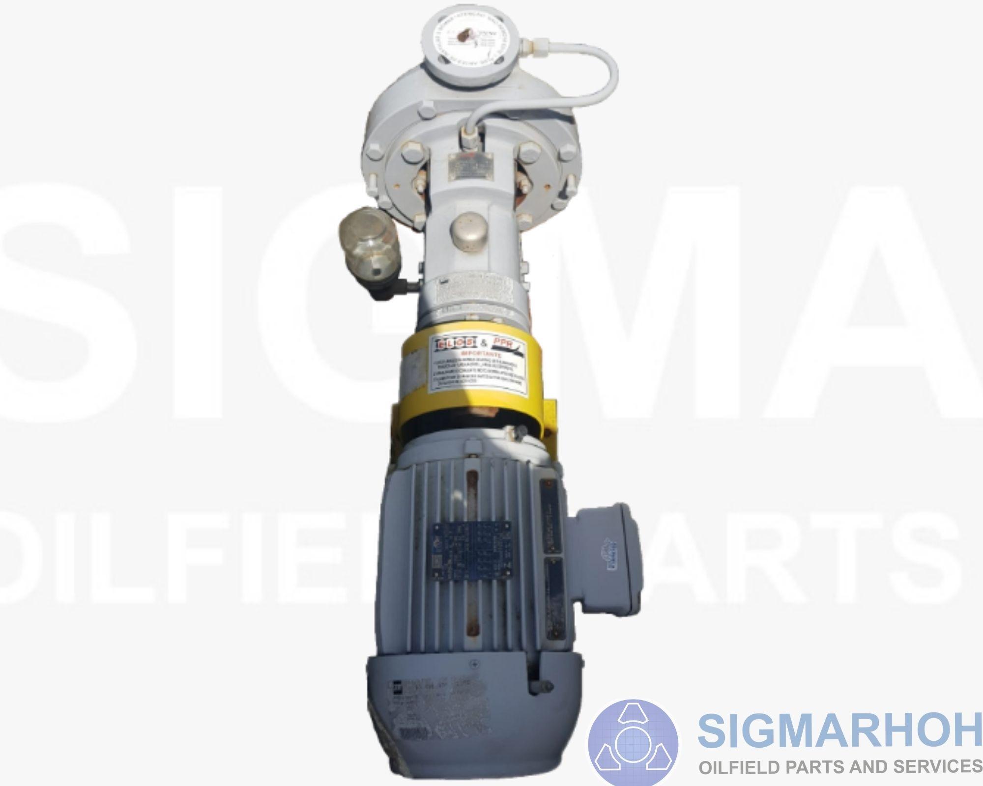 Motobomba Centrifuga Elos & PPR / Centrifugal Motorpump Elos & PPR