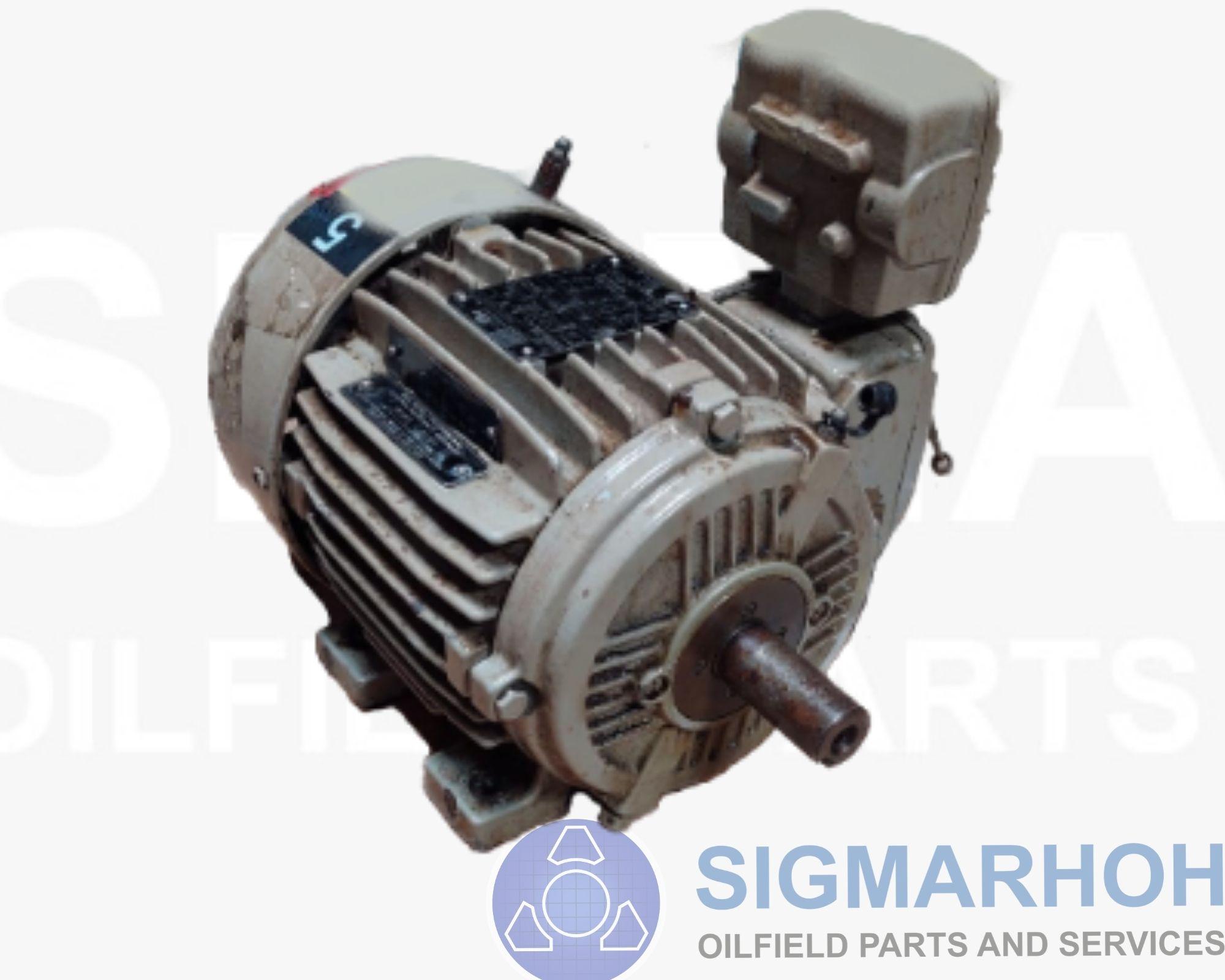 Motor Elétrico de Indução / Eletric Induction Engine