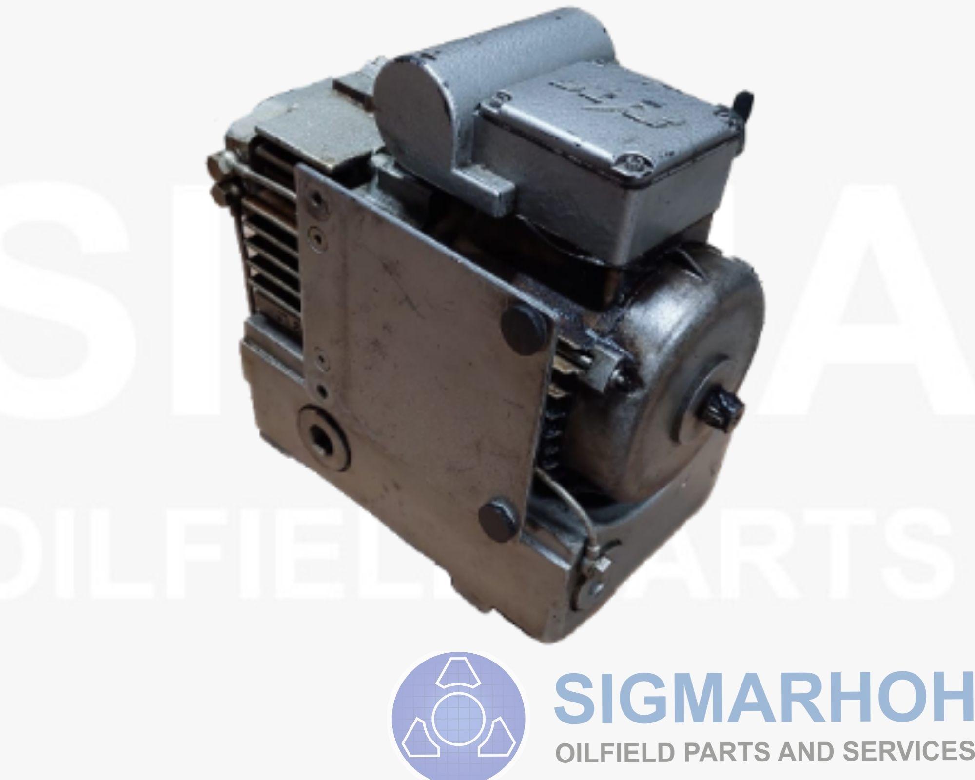 Motor Bomba Elétrica de Vácuo / Vacuum  Electric Motor Pump