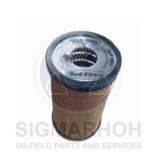 Oil filter TLP 1001 Red Filter TECNO PARTS