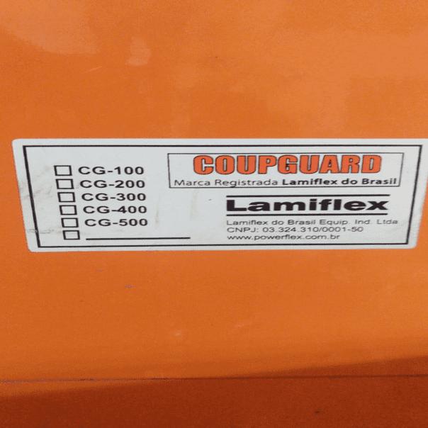 Protetores de Acoplamento COUPGUARD Lamiflex CG-300