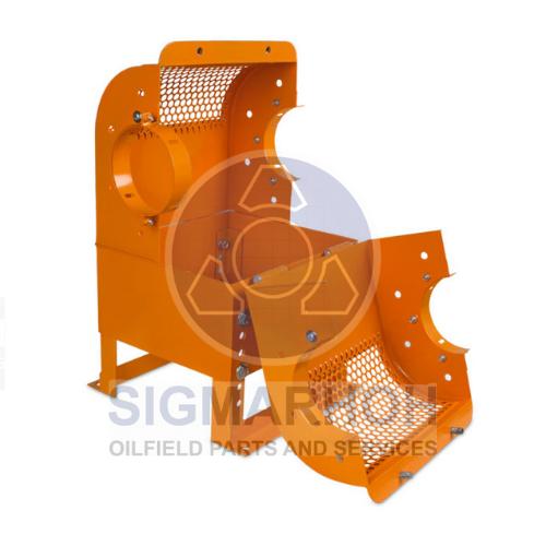Protetores de Acoplamentos Coupguard - Lamiflex Couplings - CG 400