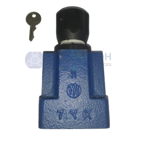 Válvula de controle de fluxo 5QMV R900216628