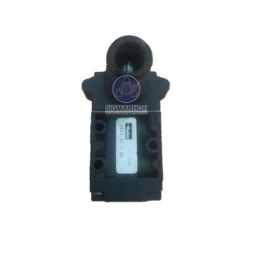Válvula Pneumática Intermediaria 1/4 np