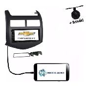 Central Multimidia Gm Sonic 2013 Diante Gps Tv Android - Ios