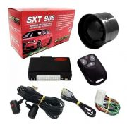 Alarme Automotivo Universal Sistec Sxt 986 kit completo