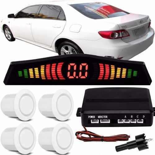 Sensor De Re 4 Pontos Toyota Corolla 2008 A 2014