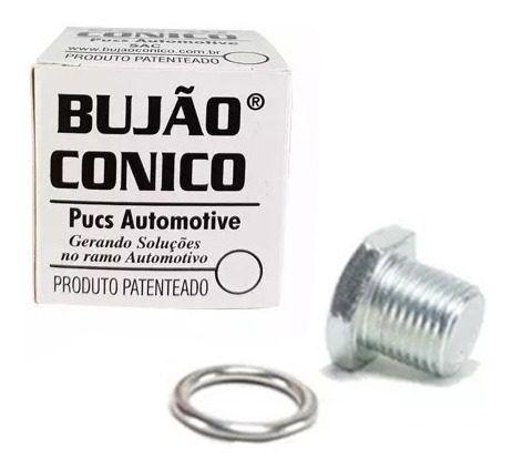 Kit 15 Bujao Carter Conico Carter Espanado 12 14 16mm