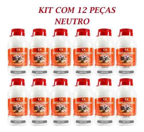 Líquido Higienizador Ar Condicionado Kit C/ 12 Pçs
