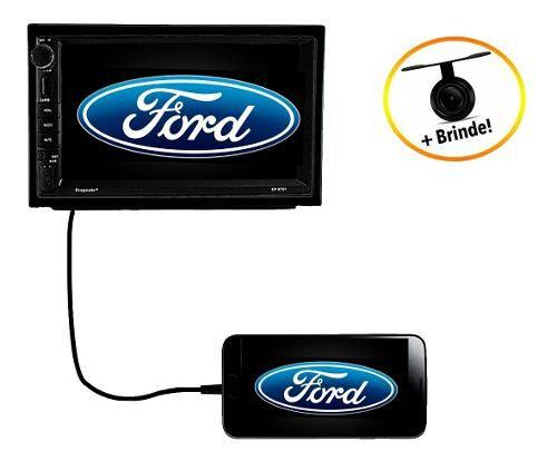 Central Multimídia Dvd Ecosport 2008 2009 2010 2011 2012
