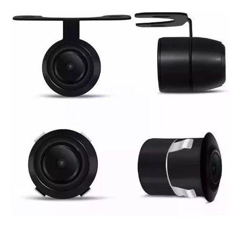 Central Mp5 Bluetooth Usb Sd E Câmera De Ré Borboleta