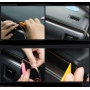 Fita Led Amarelo 5 Metros Painel Inteiro De Carro Neon
