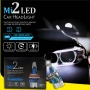 Kit Ultra Super Led Full Mi2 H4 Auto 6000k 10.000 Lúmens