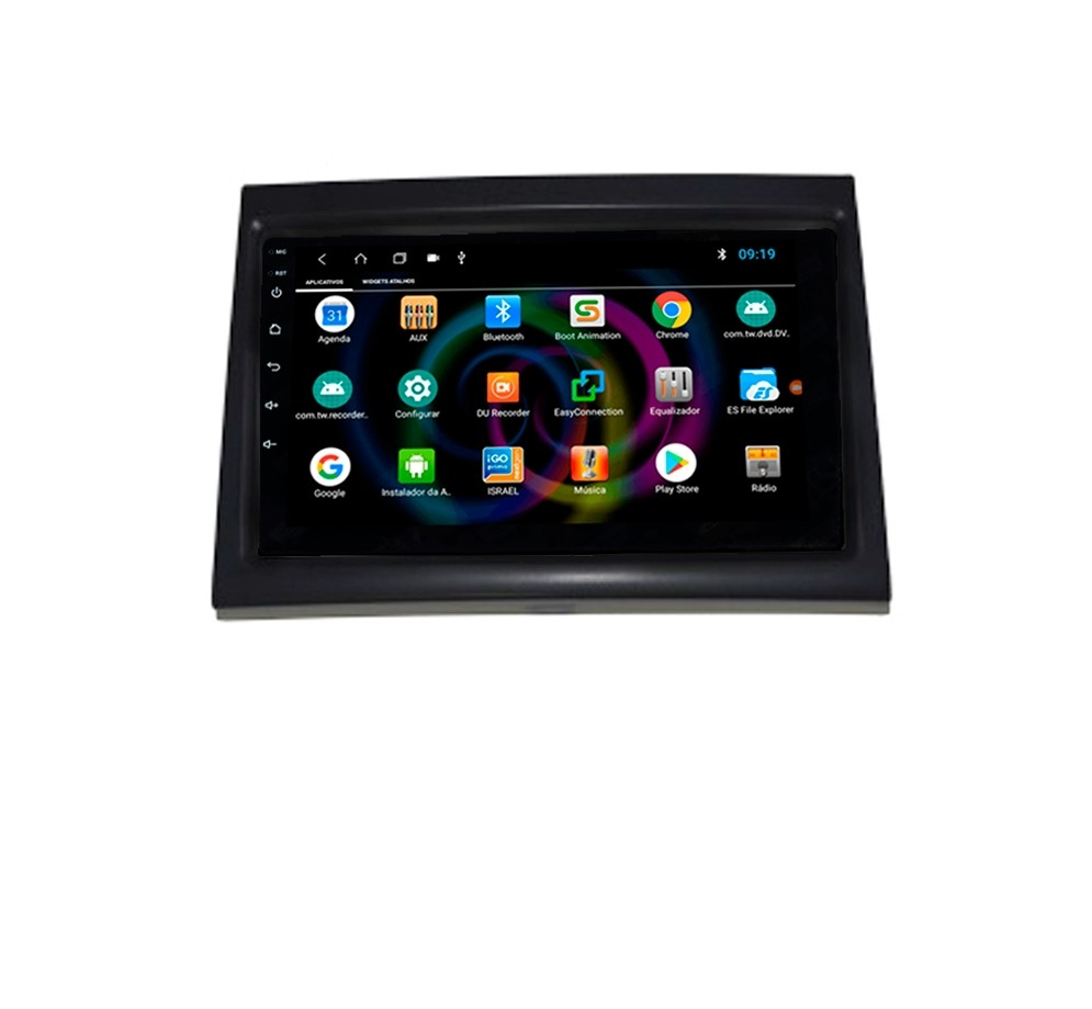 Central Multimídia Porsche Cayman 2006 à 2012 Aikon INOV8 TV GPS Android