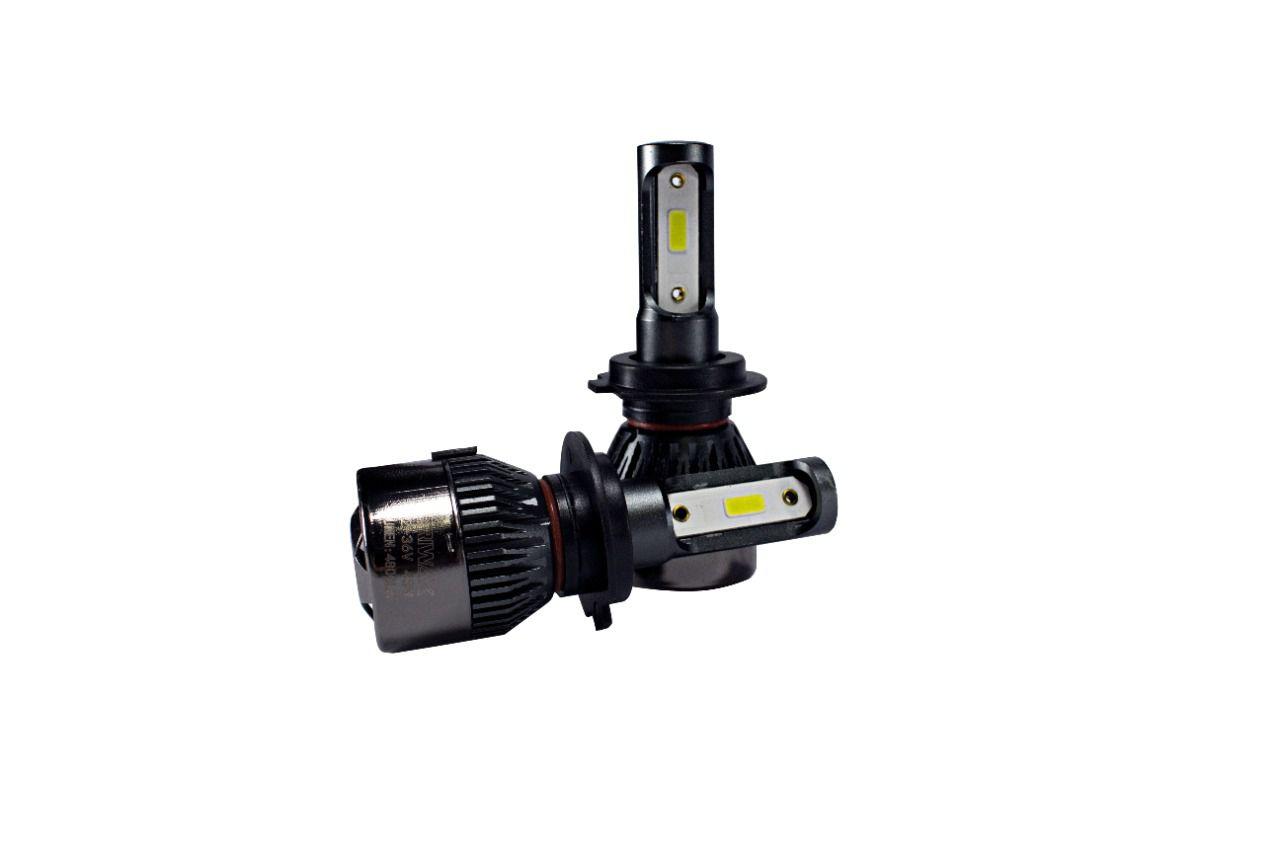 KIT ULTRA LED FULL R9 (2 LAMP.) - 12V/24V - (BI-VOLT) 9000LM - H4