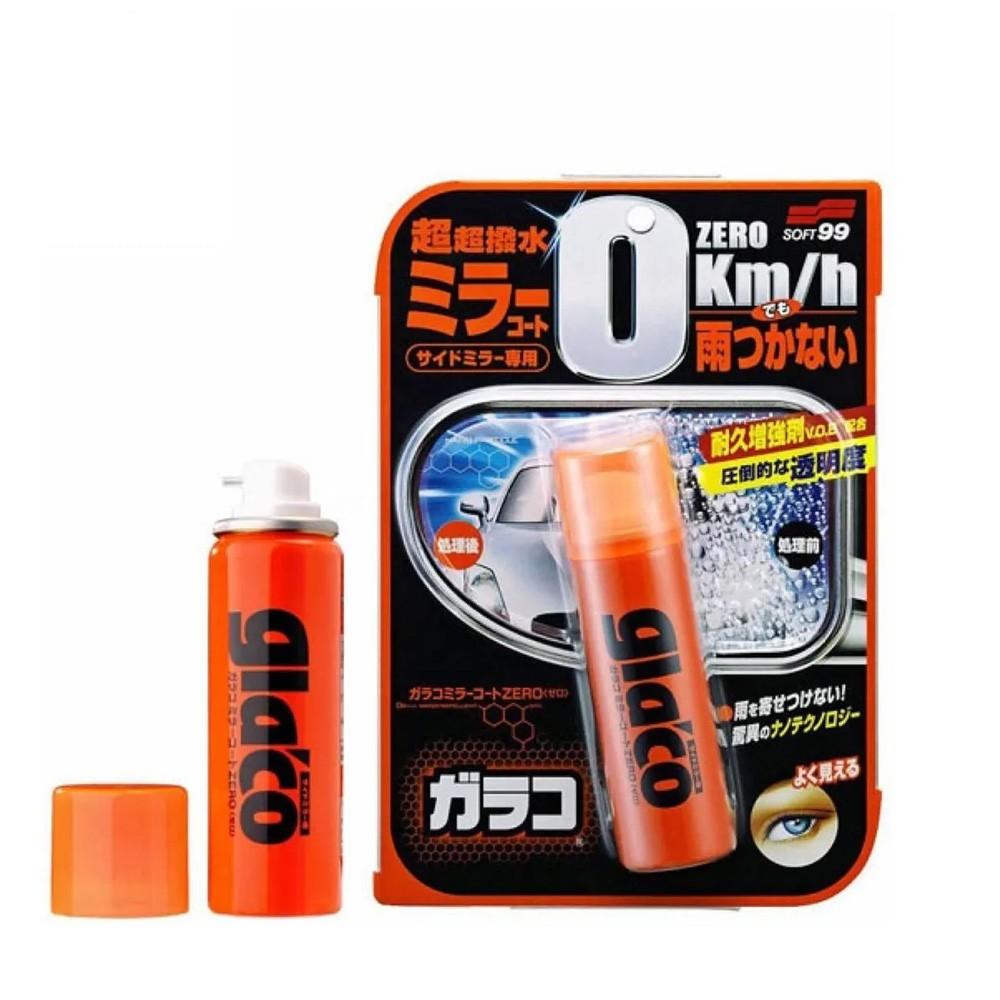 Repelente de Água Glaco Mirror Coat Zero 40ml Soft99