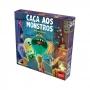 Caça aos Monstros - Jogo de Tabuleiro - Galápagos Jogos (em português)