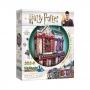 Harry Potter Beco Diagonal: Artigos de Qualidade para Quadribol e Apotecário - Quebra Cabeça 3D