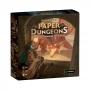 Paper Dungeons - Jogo de Tabuleiro - MeepleBR (em português)