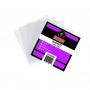 Quadrado (Protetor de Carta) 70 x 70 mm - Sleeves Bucaneiros Jogos