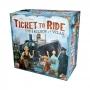Ticket to Ride Trilhos e Velas - Jogo de Tabuleiro - Galápagos Jogos (PT-BR)
