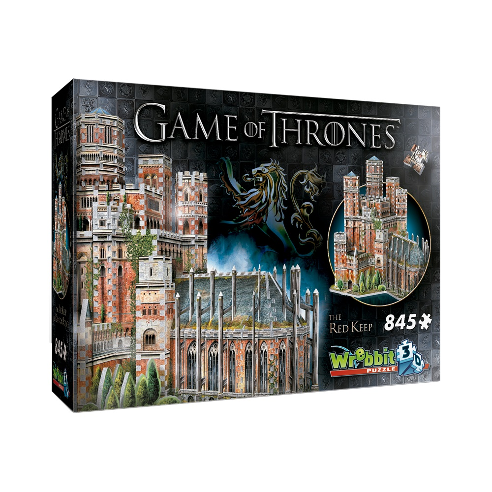 A Game of Thrones: The Red Keep - Quebra Cabeça 3D