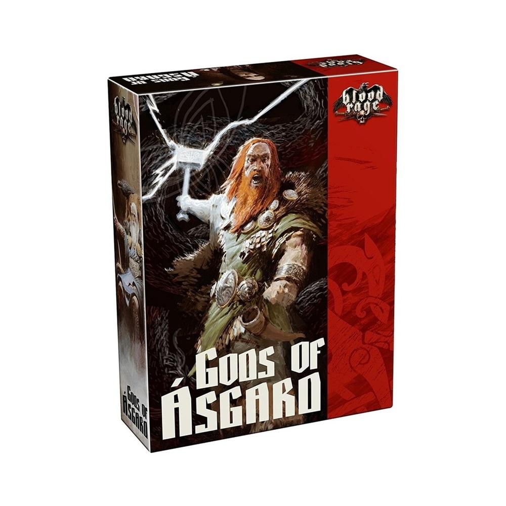 Blood Rage: Deuses de Asgard - Expansão - Galápagos Jogos (em português)