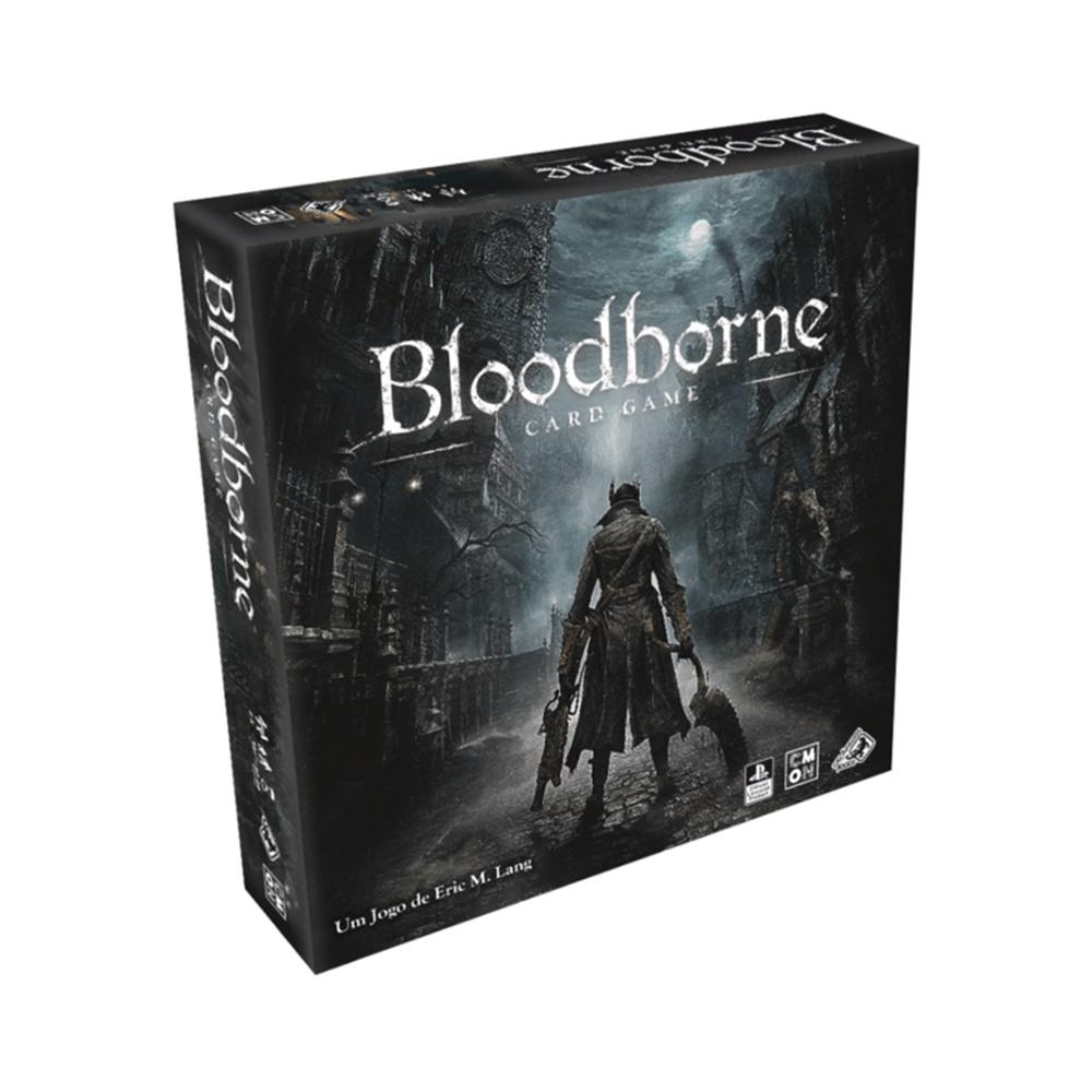 Bloodborne: Card Game - Jogo de Tabuleiro - Galápagos Jogos (em português)
