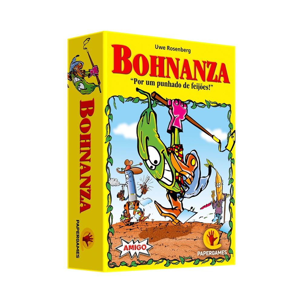 Bohnanza - Jogo de Cartas - Papergames (em português)