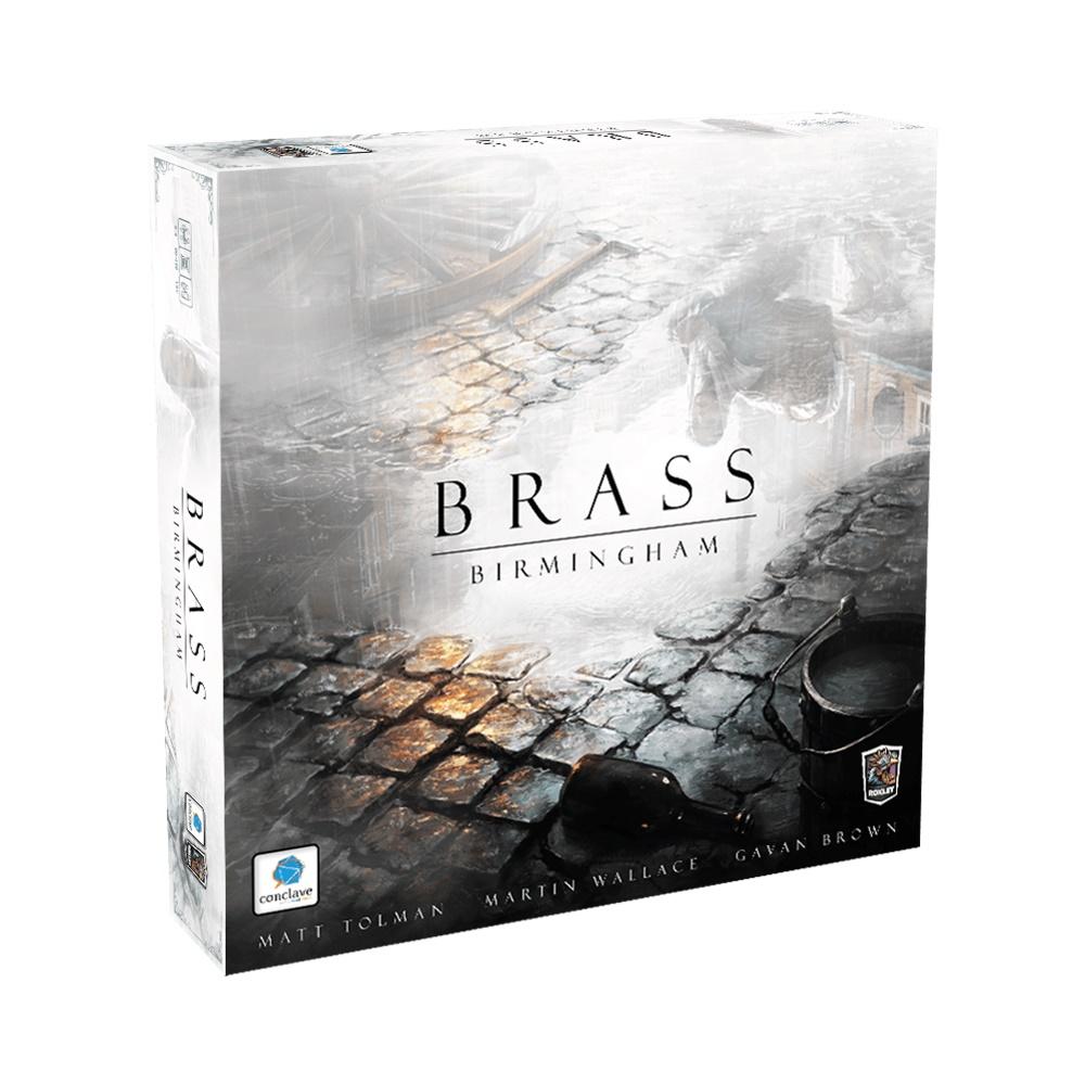 Brass: Birmingham - Jogo de tabuleiro - Editora Conclave (em português)