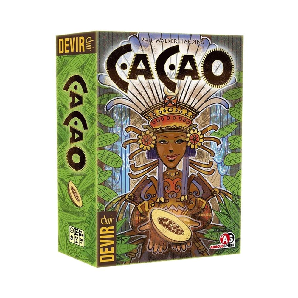 Cacao - Jogo de Tabuleiro - Editora Devir (em português)