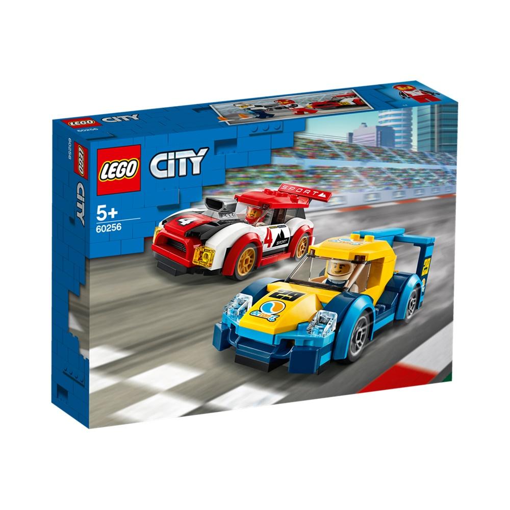 Carros de Corrida - Lego City 60256 - 190 Peças